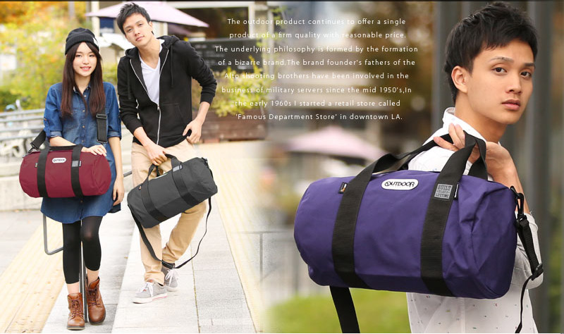 Túi thể thao thời trang Outdoor Casual Duffel Bag