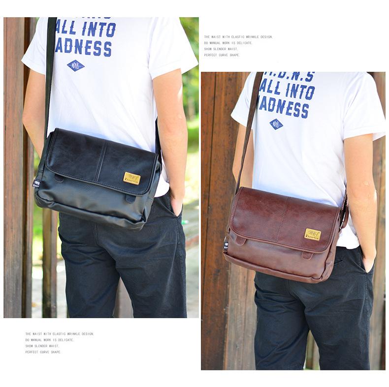 Túi đeo chéo DA THREE-BOX 05