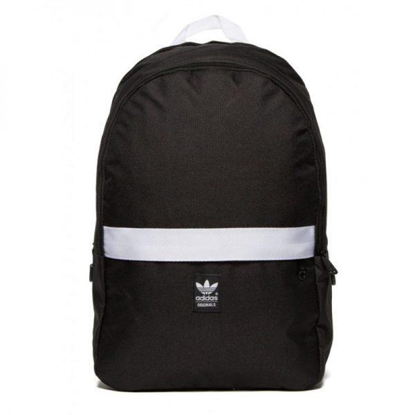 BALO Adidas Originals Essential Backpack Black Mã BA788 1