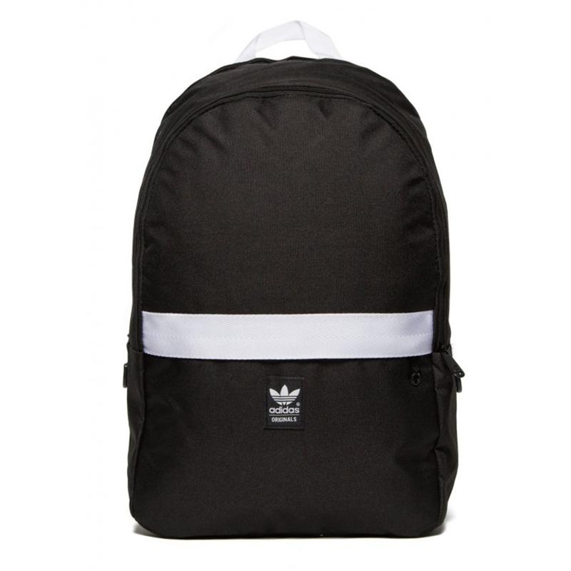 BALO Adidas Originals Essential Backpack Black Mã BA788 2