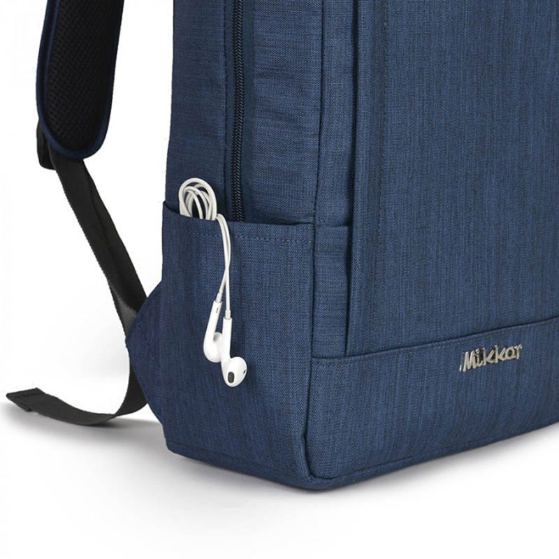 Balo Mikkor THE JEFFREY BACKPACK GRAPHITE