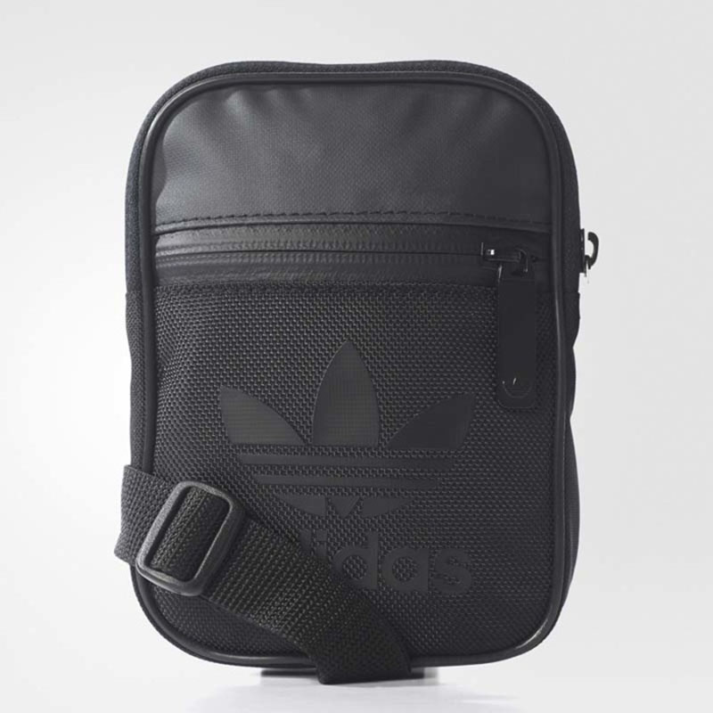 Túi adidas mini Originals Sport Flight Bag BK6742 mã TA802 2