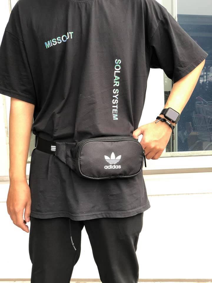 Túi đeo chéo bao tử Adidas DW8885 mã TA810 8