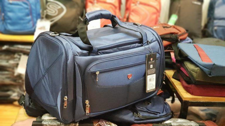 Túi du lịch Sakos M Traveller cho chuyến du lịch thêm hoàn hảo 2