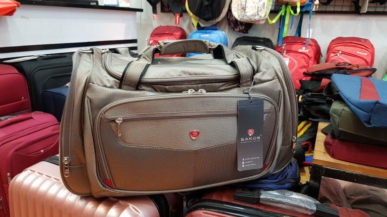 Túi du lịch Sakos M Traveller cho chuyến du lịch thêm hoàn hảo 3
