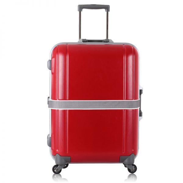 Vali kéo Prince 94866 cỡ lớn size 27 màu đỏ mã VP817 1