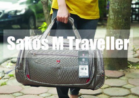 Túi du lịch Sakos M Traveller cho chuyến du lịch thêm hoàn hảo 65