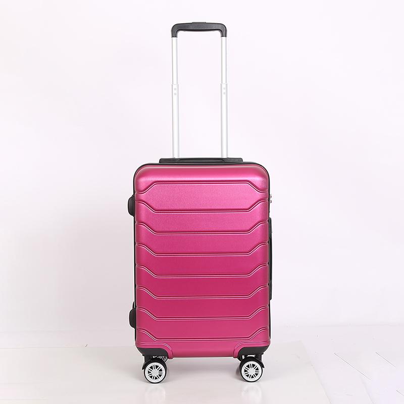 Vali kéo Sakos Minerva-z22 màu hồng Mã VS815 2