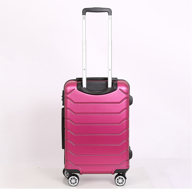 Vali kéo Sakos Minerva-z22 màu hồng Mã VS815 11