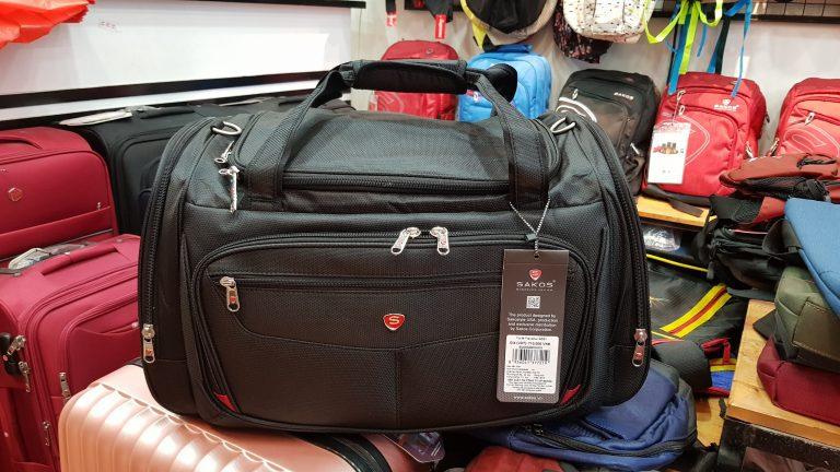Túi du lịch Sakos M Traveller cho chuyến du lịch thêm hoàn hảo 4