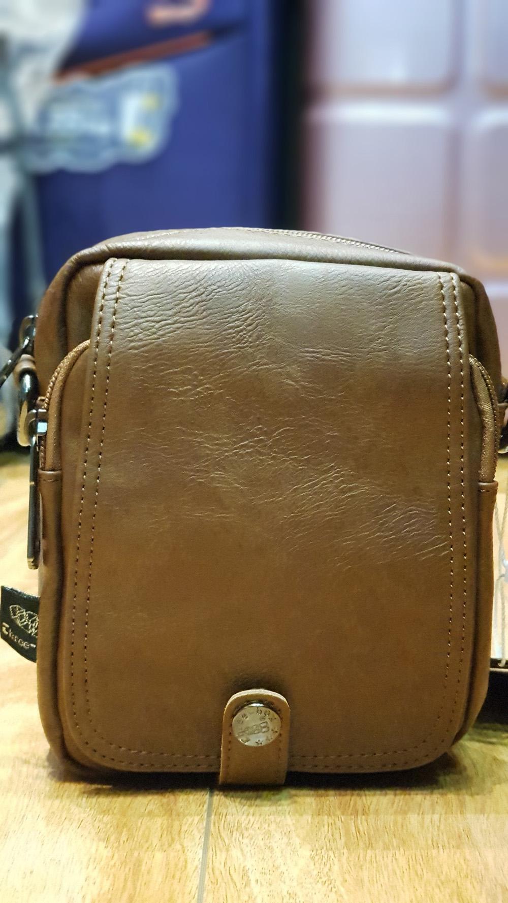 Túi Đeo chéo Three box 12 mini  năng động, tiện dụng đã cập bến 4