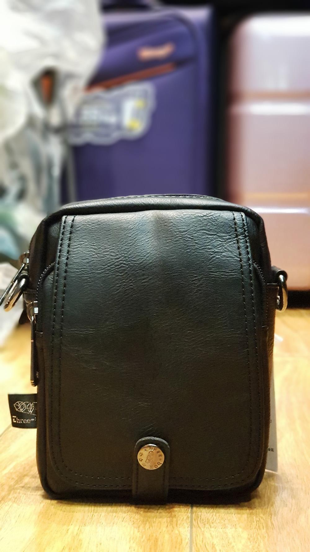 Túi Đeo chéo Three box 12 mini  năng động, tiện dụng đã cập bến 6