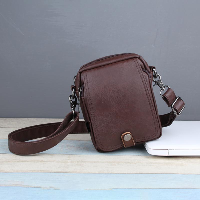 Túi đeo chéo Mini Three Box 12 Mã BT823 11