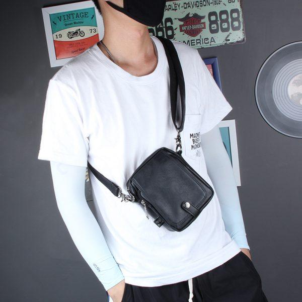 Túi đeo chéo Mini Three Box 12 Mã BT823 1