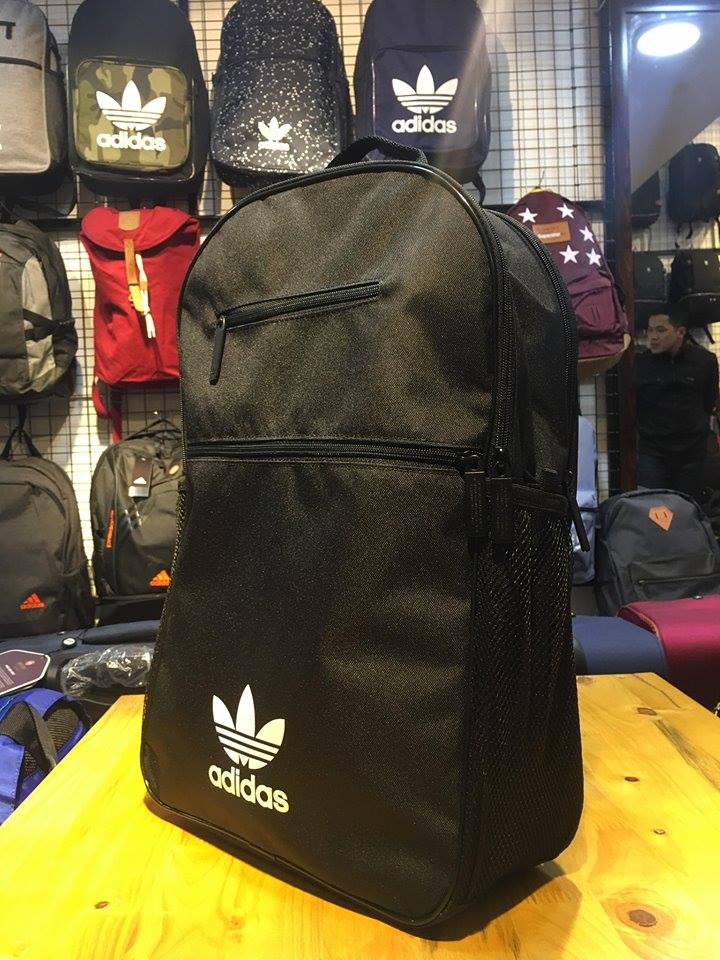 Balo thời trang Adidas Originals Trefoil BK6721 đơn giản, nhẹ nhàng 2