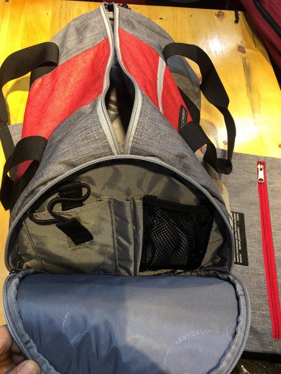 Túi thể thao SimpleCarry Gymbag - Phụ kiện không thể thiếu 9