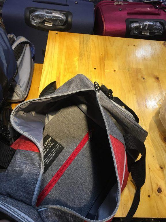 Túi thể thao SimpleCarry Gymbag - Phụ kiện không thể thiếu 10