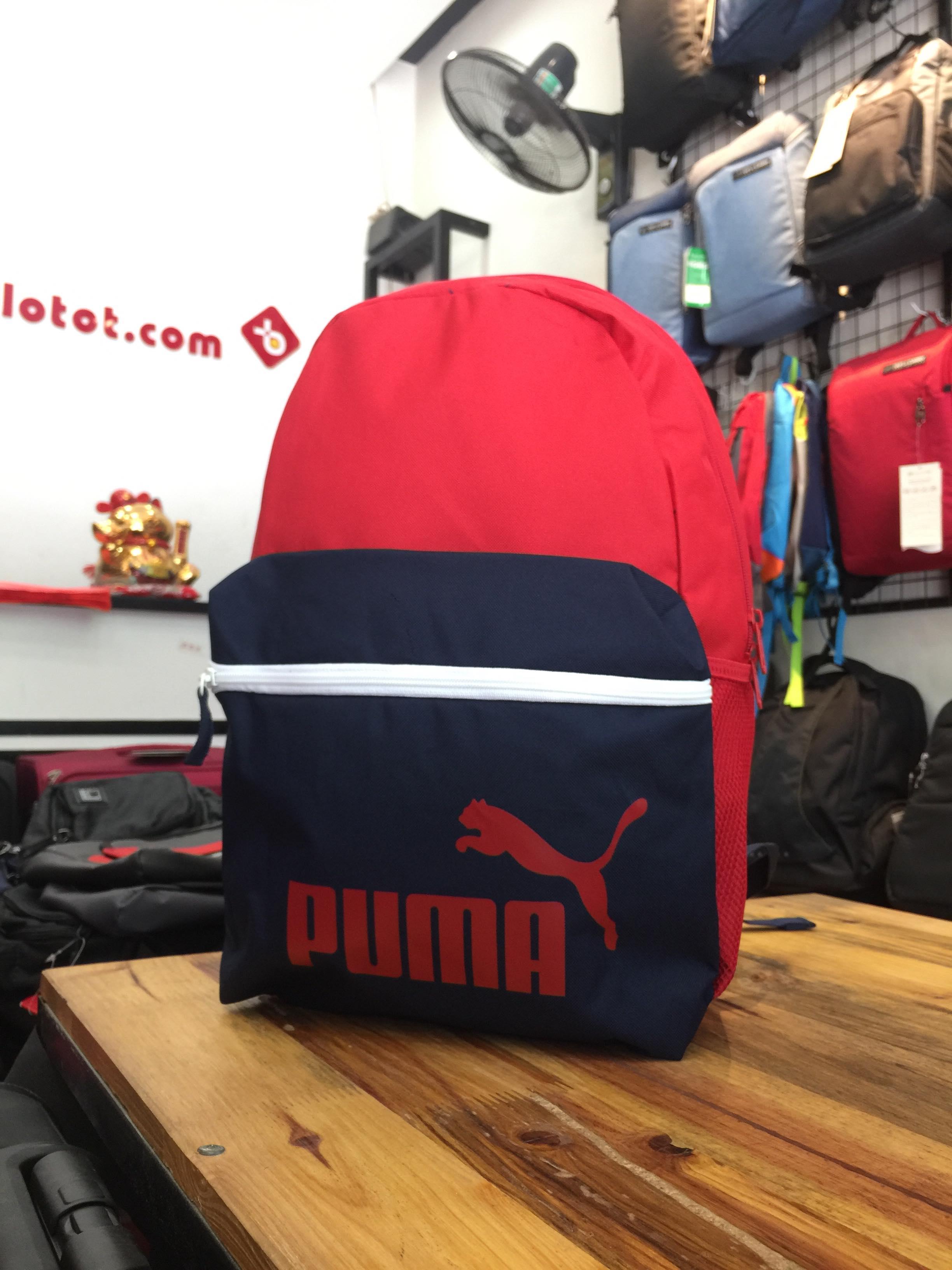 Balo thể thao Puma Phase Backpack 75487 nét quyến rũ từ thiết kế 2