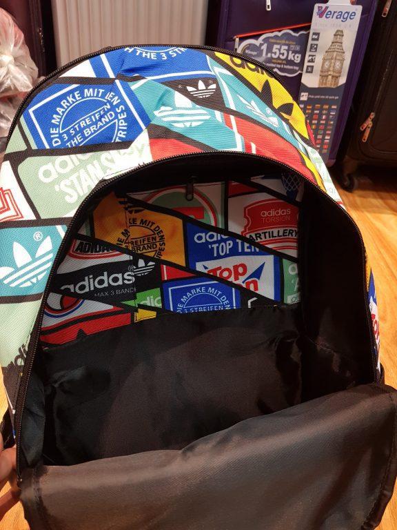 Balo thể thao Adidas Originals Tongue Lab sự lựa chọn hoàn hảo 5