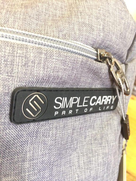 Balo SimpleCarry M-City mang vẻ hiện đại cho người sử dụng 6