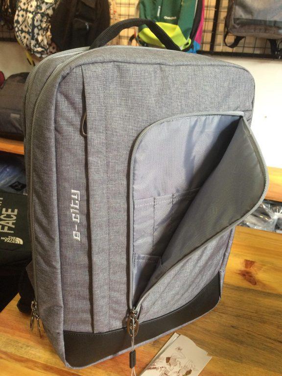 Balo SimpleCarry Ecity bảo vệ laptop hoàn hảo 6