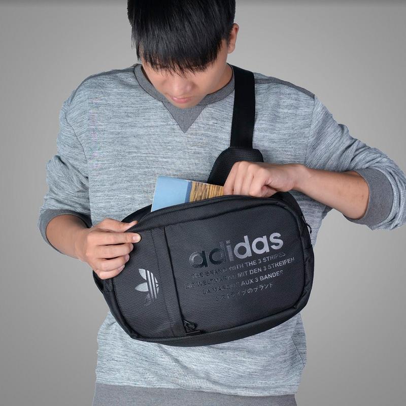 Balo đeo 1 quai Adidas Originals - Thời trang, tiện dụng đừng bỏ lỡ 4