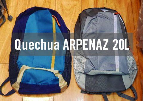 Balo dã ngoại Quechua ARPENAZ 20L - Phụ kiện hàng ngày tiện dụng 9