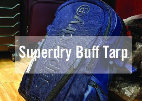 Balo Superdry Buff Tarp thiết kế ấn tượng, tinh tế 1