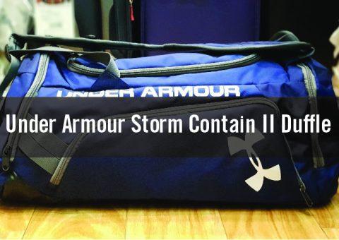 Balo Túi Under Armour Storm Contain II Duffle mang đến sự trẻ trung, năng động 39