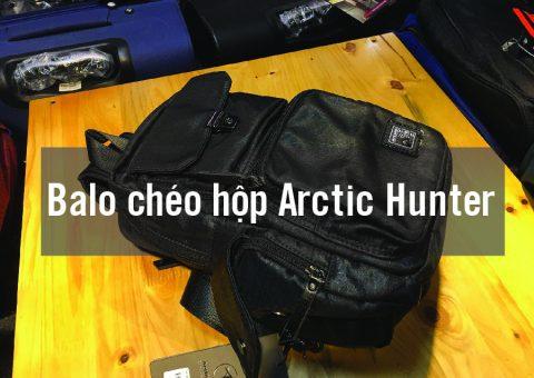 Balo đeo chéo hộp Arctic Hunter đa năng 1