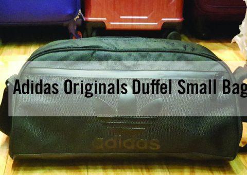 Túi tập gym Adidas Originals Duffel Small Bag  - Chiếc túi đa năng không thể thiếu 58