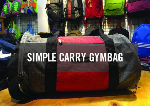 Túi thể thao SimpleCarry Gymbag - Phụ kiện không thể thiếu 40