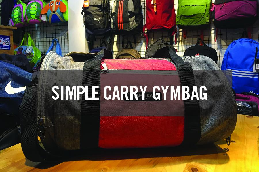 Túi thể thao SimpleCarry Gymbag - Phụ kiện không thể thiếu 1