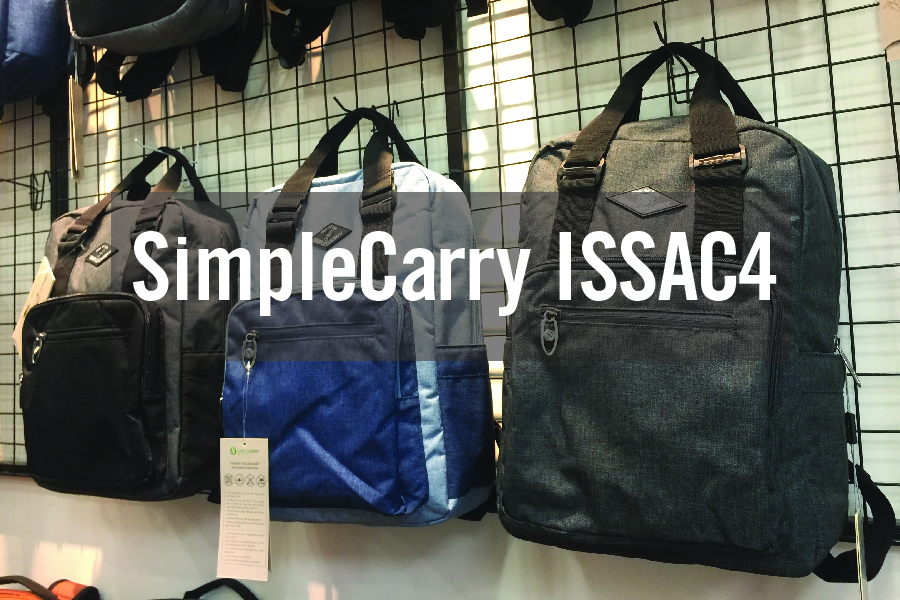 SIMPLECARRY ISSAC 4 KHIẾN GIỚI TRẺ LAO ĐAO 1