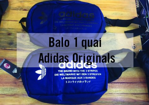 Balo đeo 1 quai Adidas Originals - Thời trang, tiện dụng đừng bỏ lỡ 22