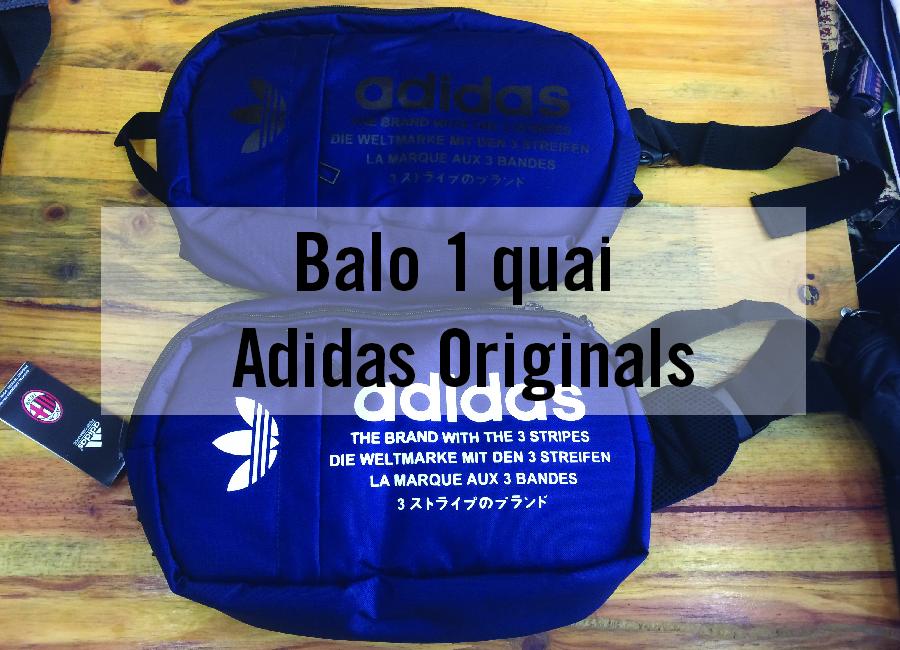 Balo đeo 1 quai Adidas Originals - Thời trang, tiện dụng đừng bỏ lỡ 1