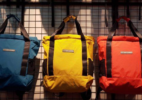 Siêu chất với balo túi du lịch Simple Carry Kantan 3 30