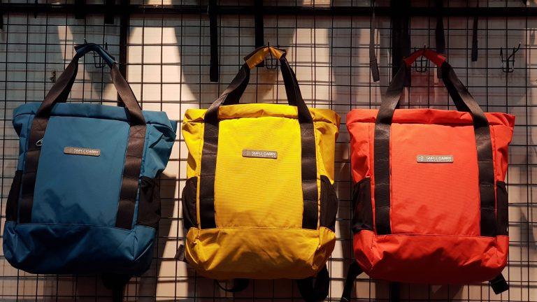 Siêu chất với balo túi du lịch Simple Carry Kantan 3 2