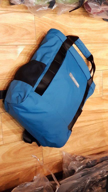 Siêu chất với balo túi du lịch Simple Carry Kantan 3 4