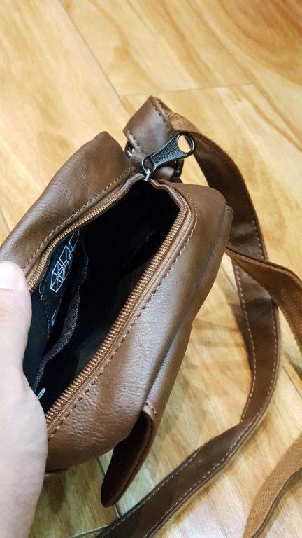 Túi đeo chéo da Three box 13 item hot hit nhà balotot.com 4
