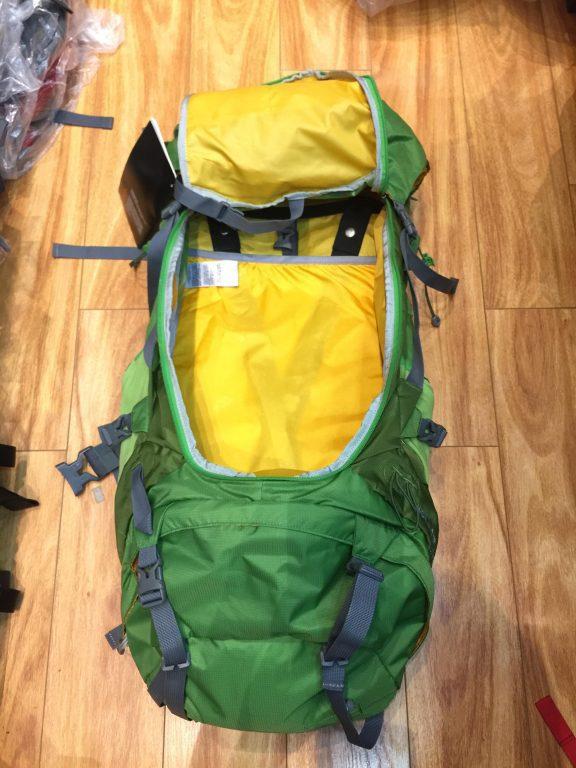 Review mẫu balo du lịch hot hit đầu năm 2019 - Jack Wolfskin Highland Trail Xt 50 4