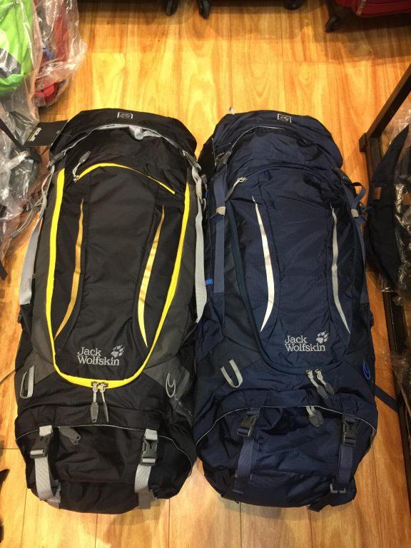 Review mẫu balo du lịch hot hit đầu năm 2019 - Jack Wolfskin Highland Trail Xt 50 6