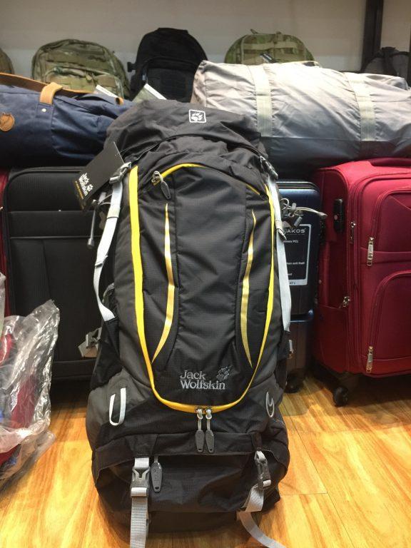 Review mẫu balo du lịch hot hit đầu năm 2019 - Jack Wolfskin Highland Trail Xt 50 2