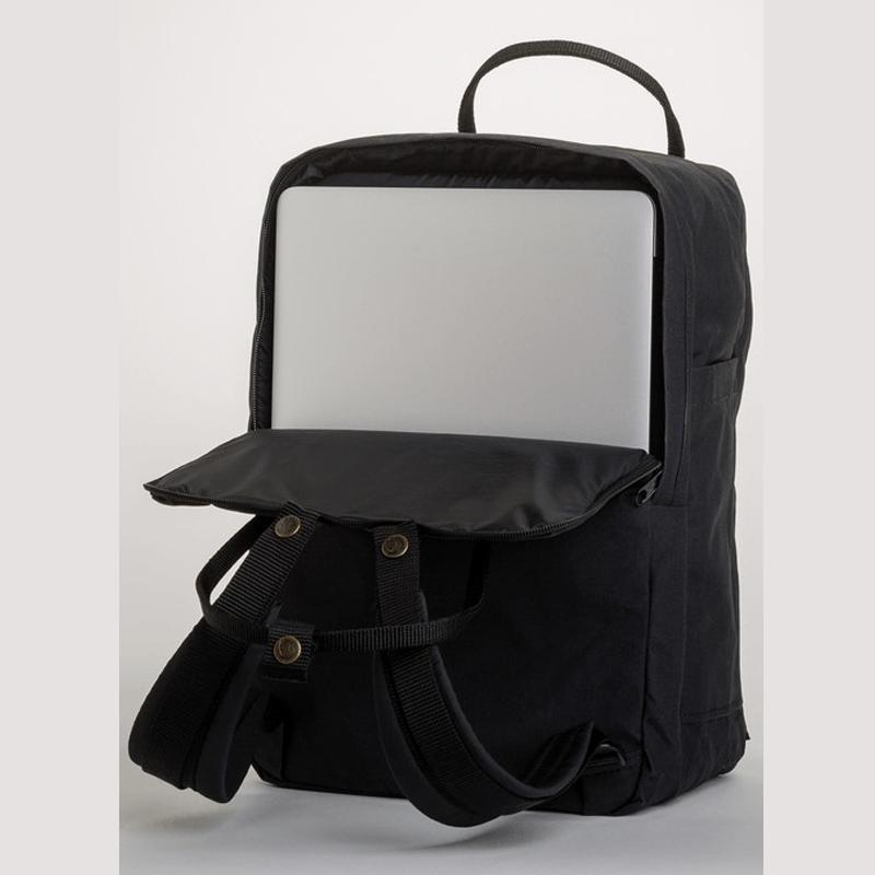 Balo Kanken Classic Laptop 15 Black mã BF859 8