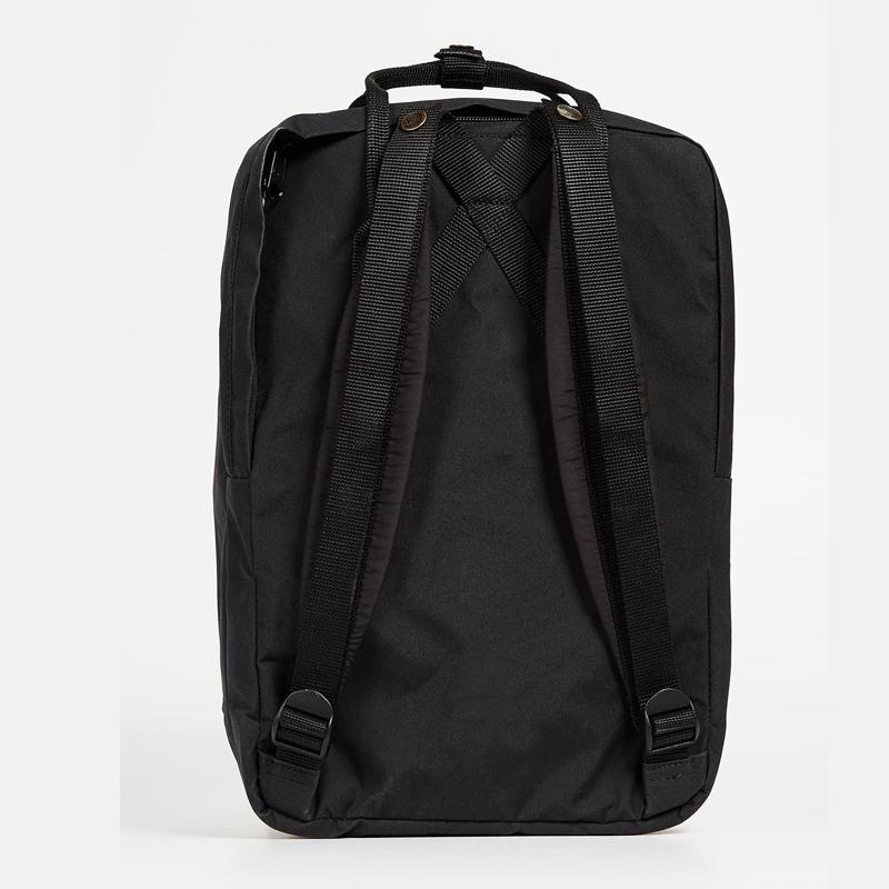Balo Kanken Classic Laptop 15 Black mã BF859 9