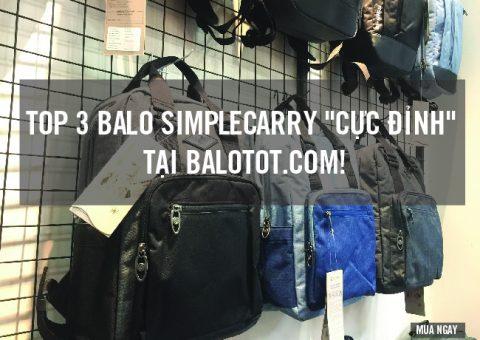 "Top 3 balo SimpleCarry ""cực đỉnh"" tại Balotot.com 53"