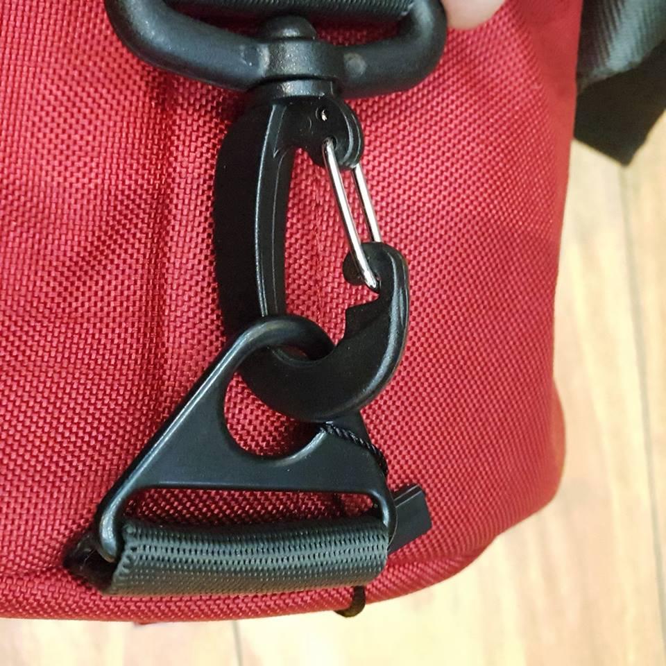 Túi thể thao tập gym - phụ kiện không thể thiếu của người mê gym 9