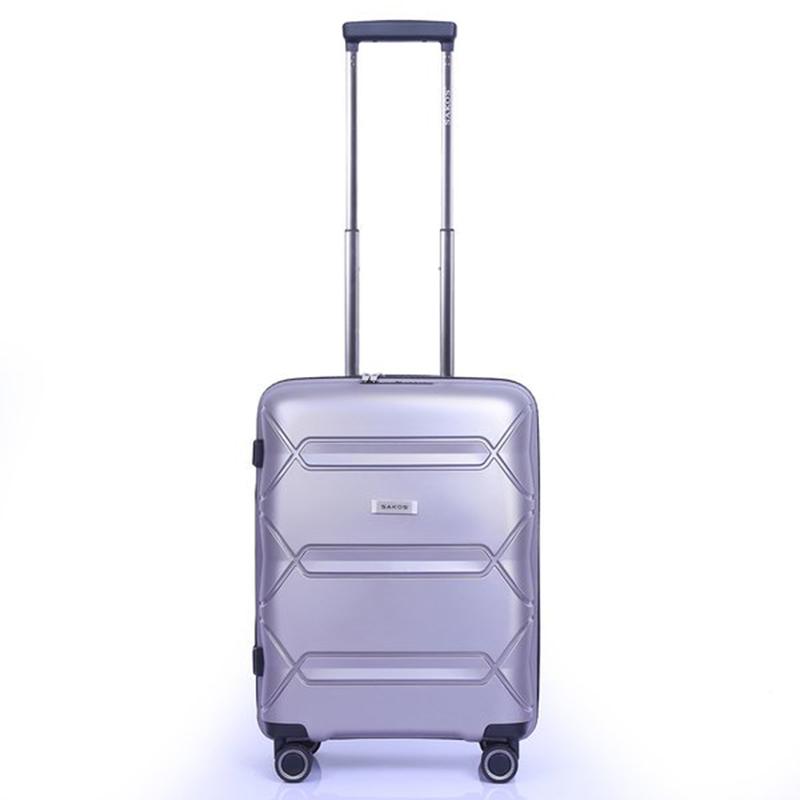 Vali nhựa SAKOS INFINITY Z22 (Size Cabin) MÃ VS877 9