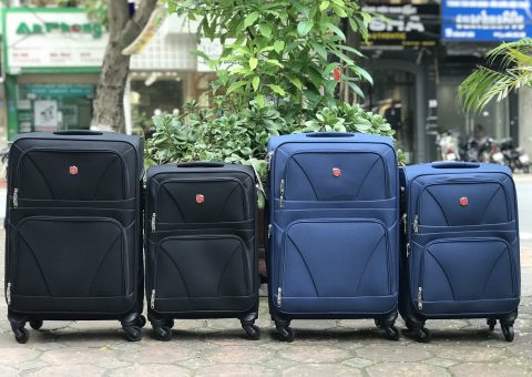 Bật mí cách vệ sinh vali kéo chất liệu vải đúng cách! 13