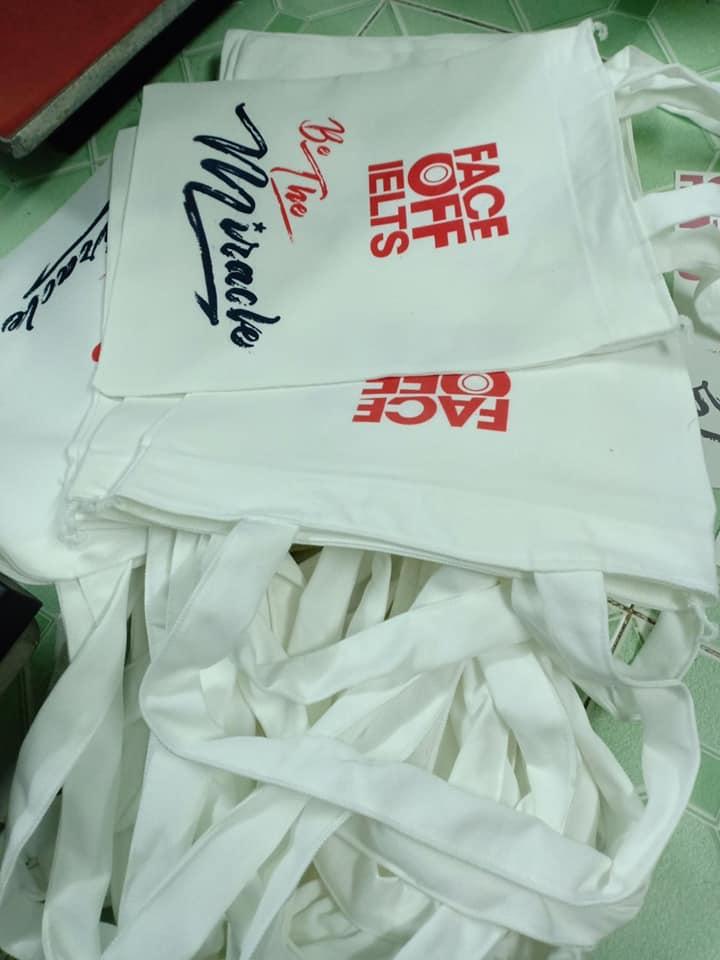 Xưởng đặt may balo, TÚI VẢI BỐ - Túi tote - túi vải canvas theo yêu cầu 6